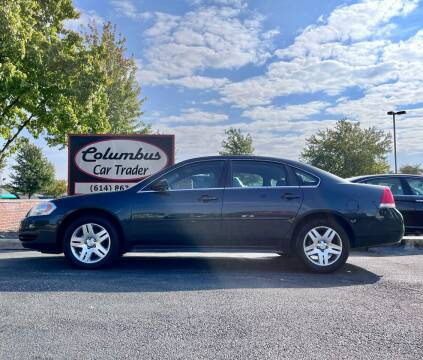 2013 Chevrolet Impala for sale at Columbus Car Trader in Reynoldsburg OH