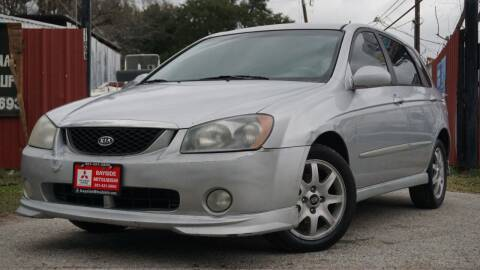 2005 Kia Spectra for sale at Hidalgo Motors Co in Houston TX