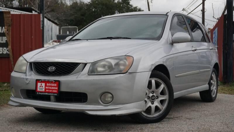 2005 Kia Spectra for sale at Hidalgo Motors Co in Houston TX