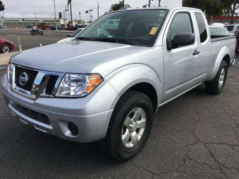 2013 Nissan Frontier for sale at Auto Max of Ventura in Ventura CA