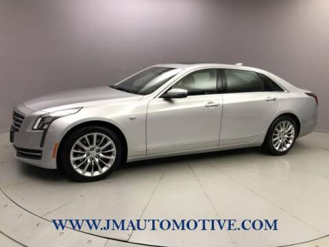 2017 Cadillac CT6 for sale at J & M Automotive in Naugatuck CT