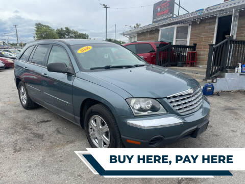 2006 Chrysler Pacifica for sale at I57 Group Auto Sales in Country Club Hills IL