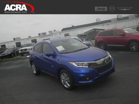 2020 Honda HR-V for sale at BuyRight Auto in Greensburg IN