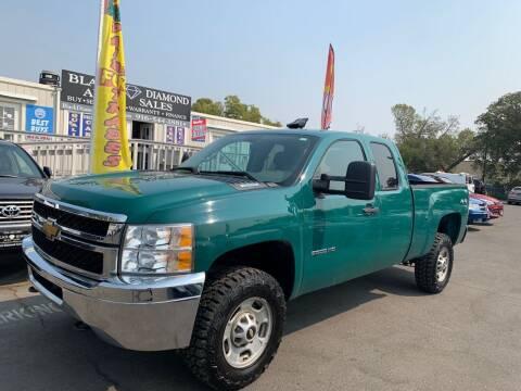 2012 Chevrolet Silverado 2500HD for sale at Black Diamond Auto Sales Inc. in Rancho Cordova CA