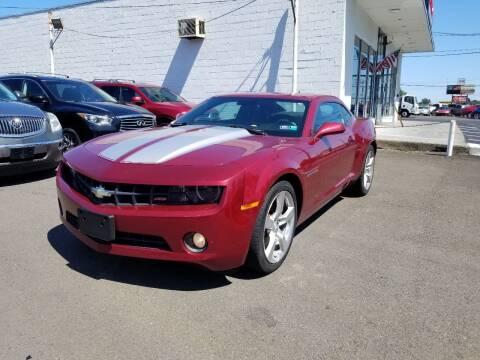 2011 Chevrolet Camaro for sale at American Auto Bensalem Inc in Bensalem PA