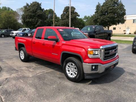 2015 GMC Sierra 1500 for sale at WILLIAMS AUTO SALES in Green Bay WI