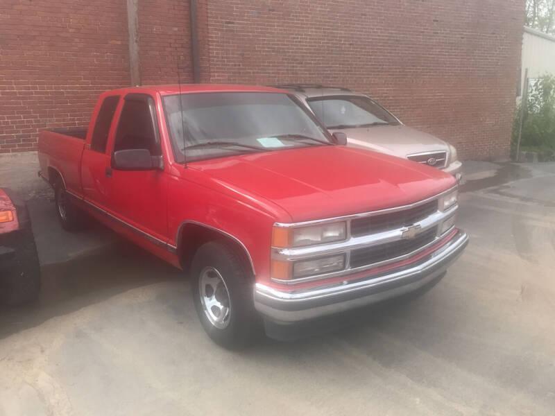 1997 Chevrolet C/K 1500 Series for sale in Crossville, TN