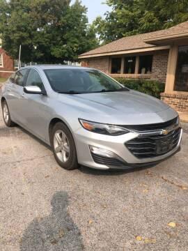 2019 Chevrolet Malibu for sale at FRANK E MOTORS in Joplin MO
