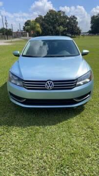 2012 Volkswagen Passat for sale at AM Auto Sales in Orlando FL