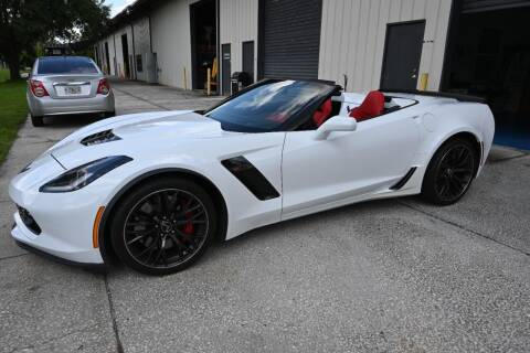 2015 Chevrolet Corvette for sale at Thurston Auto and RV Sales in Clermont FL