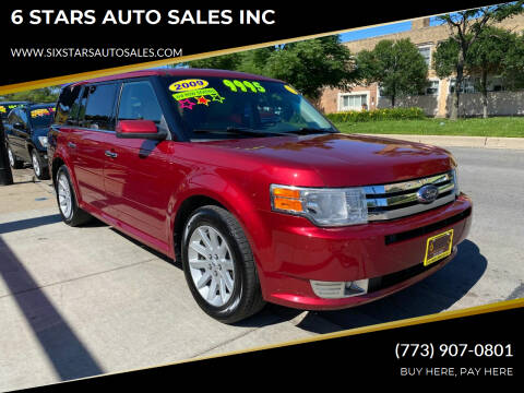 2009 Ford Flex for sale at 6 STARS AUTO SALES INC in Chicago IL