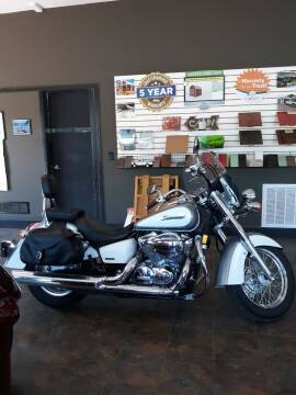2007 Honda Shadow for sale at Triple R Sales in Lake City MN