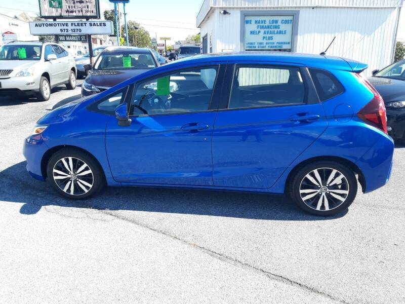 2016 Honda Fit for sale at Automotive Fleet Sales in Lemoyne PA