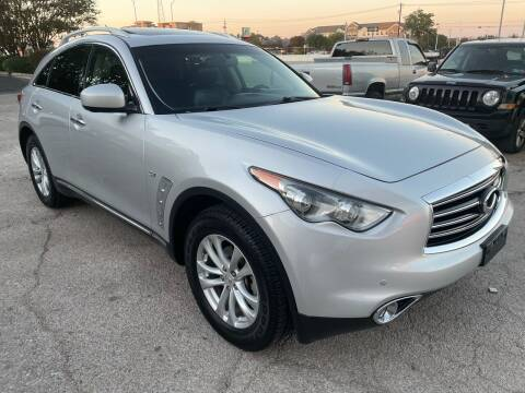2015 Infiniti QX70 for sale at Austin Direct Auto Sales in Austin TX