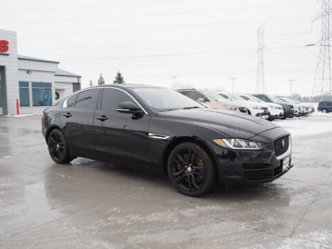 2017 Jaguar XE for sale at SIMOTES MOTORS in Minooka IL