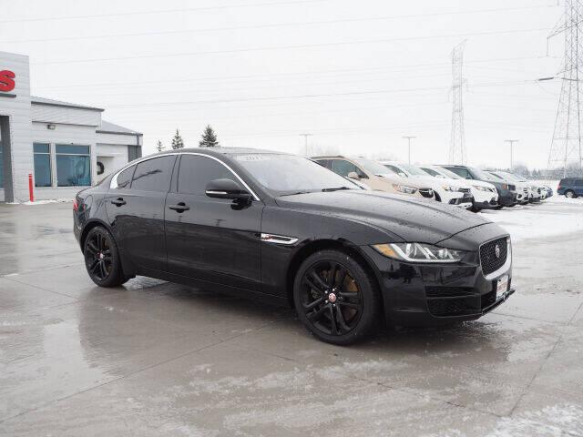 2017 Jaguar XE for sale at SIMOTES MOTORS in Minooka IL