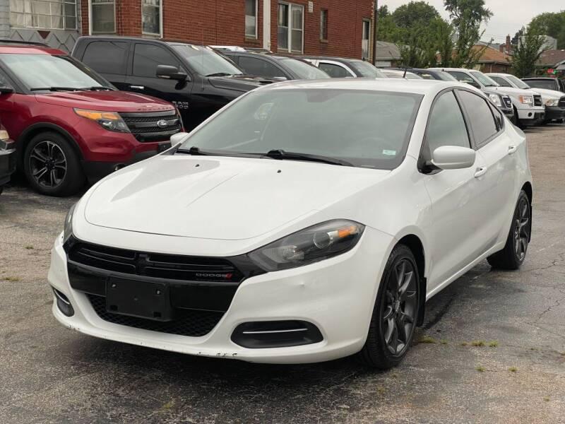 2015 Dodge Dart for sale at IMPORT Motors in Saint Louis MO