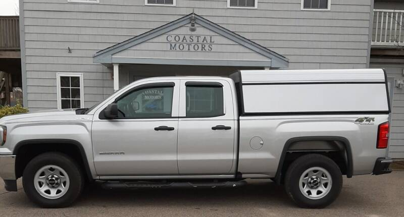 2017 GMC Sierra 1500 for sale at Coastal Motors in Buzzards Bay MA
