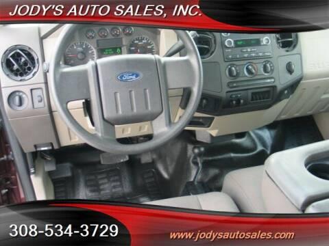 2009 Ford F-450 Super Duty