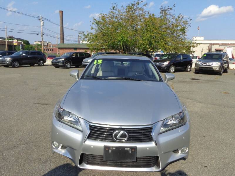 2013 Lexus GS 350 for sale at Merrimack Motors in Lawrence MA