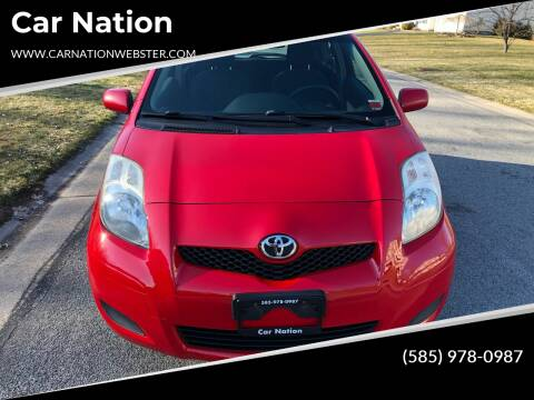 2009 Toyota Yaris for sale at Car Nation in Webster NY