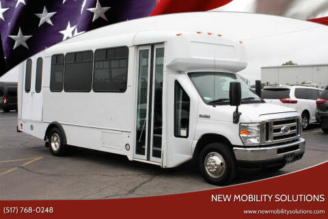 2016 Ford E-Series Chassis for sale at New Mobility Solutions in Jackson MI
