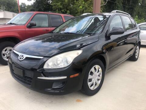 2011 Hyundai Elantra Touring for sale at Wolff Auto Sales in Clarksville TN
