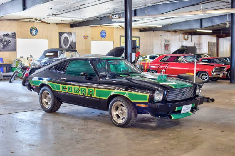 1978 Ford Mustang II for sale at Hooked On Classics in Watertown MN