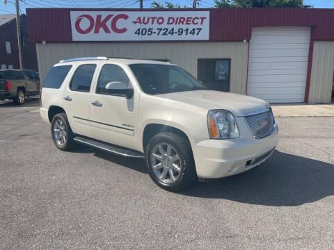 2012 GMC Yukon for sale at OKC Auto Direct in Oklahoma City OK