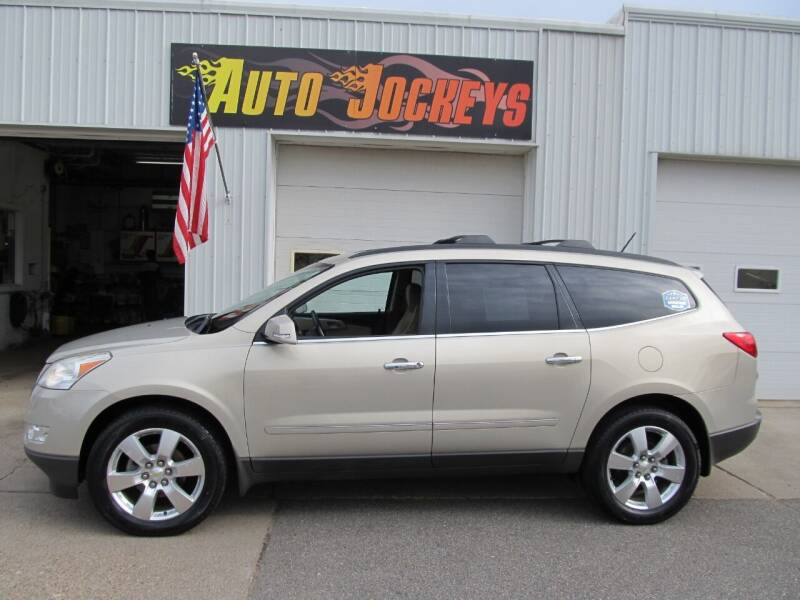 2010 Chevrolet Traverse for sale at AUTO JOCKEYS LLC in Merrill WI