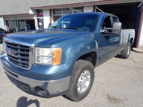2009 GMC Sierra 2500HD for sale at Transportation Outlet Inc in Eastlake OH