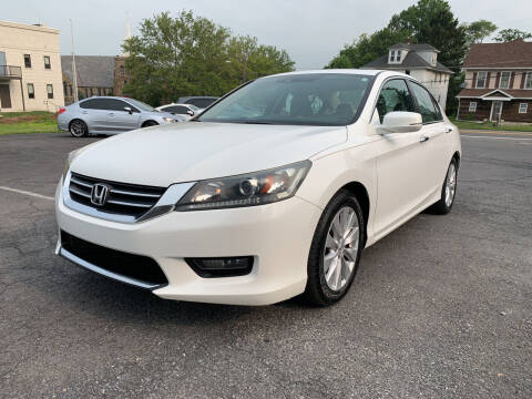 2014 Honda Accord for sale at 1NCE DRIVEN in Easton PA