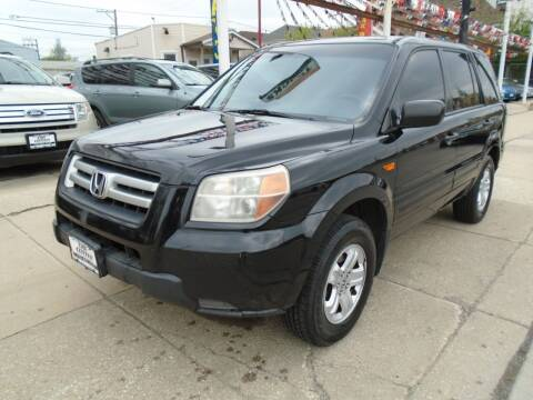 2007 Honda Pilot for sale at CAR CENTER INC in Chicago IL