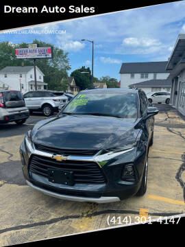 2019 Chevrolet Blazer for sale at Dream Auto Sales in South Milwaukee WI