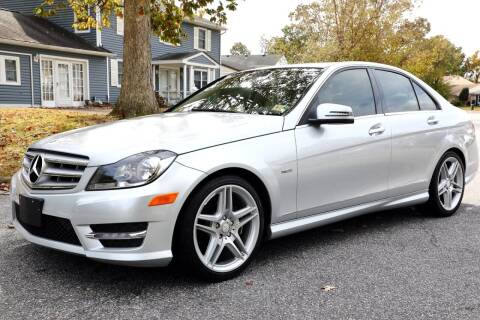 2012 Mercedes-Benz C-Class for sale at Prime Auto Sales LLC in Virginia Beach VA
