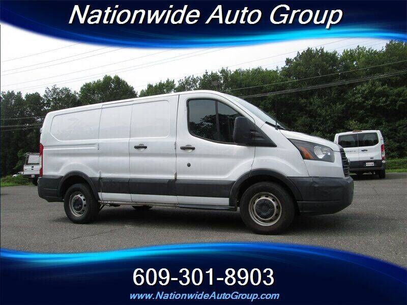 2015 Ford Transit Cargo for sale at Nationwide Auto Group in East Windsor NJ