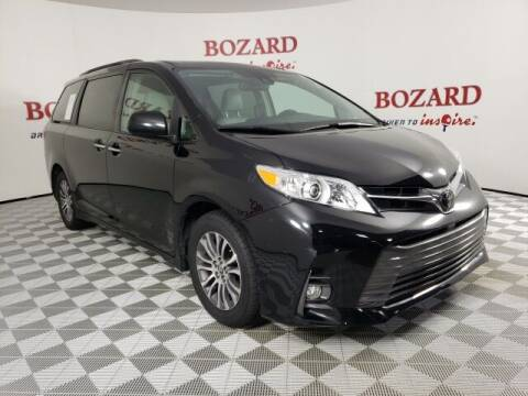 2019 Toyota Sienna for sale at BOZARD FORD in Saint Augustine FL