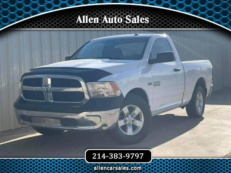 2015 RAM Ram Pickup 1500 for sale at Allen Auto Sales in Dallas TX