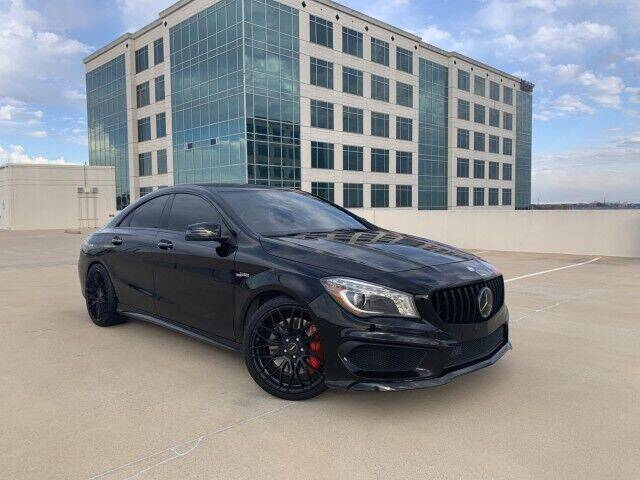 2015 Mercedes-Benz CLA for sale at SIGNATURE Sales & Consignment in Austin TX