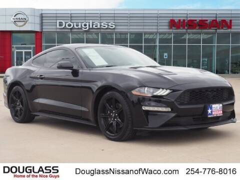 2019 Ford Mustang for sale at Douglass Automotive Group - Douglas Nissan in Waco TX
