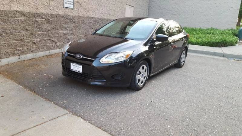 2012 Ford Focus for sale at SafeMaxx Auto Sales in Placerville CA