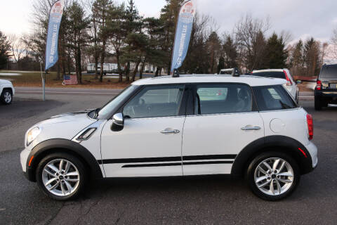 2011 MINI Cooper Countryman for sale at GEG Automotive in Gilbertsville PA