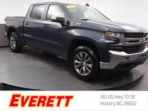 2019 Chevrolet Silverado 1500 for sale at Everett Chevrolet Buick GMC in Hickory NC