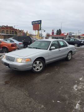 2003 Ford Crown Victoria for sale at Big Bills in Milwaukee WI