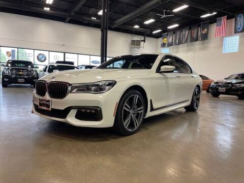 2018 BMW 750 MSPORT for sale at CarNova in Sterling Heights MI