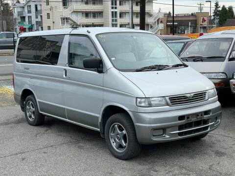 1995 Mazda Bongo Turbo Diesel 4WD for sale at JDM Car & Motorcycle LLC in Seattle WA