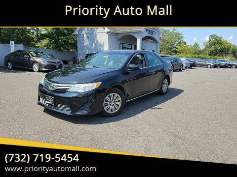 2014 Toyota Camry for sale at Mr. Minivans Auto Sales - Priority Auto Mall in Lakewood NJ