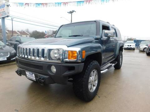 2007 HUMMER H3 for sale at AMD AUTO in San Antonio TX