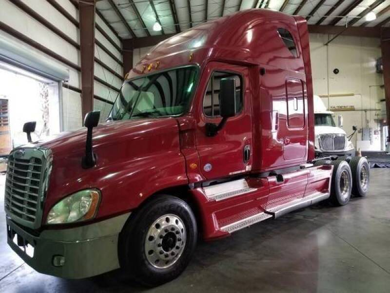 2013 Freightliner Cascadia for sale at Transportation Marketplace in West Palm Beach FL