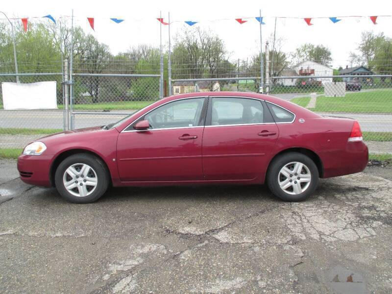 2006 Chevrolet Impala for sale at Summit Auto Sales Inc in Pontiac MI